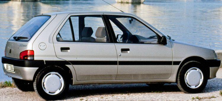 Peugeot 106 XTD '91