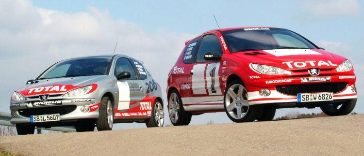 Peugeot 206 WRC Edition (2) '04