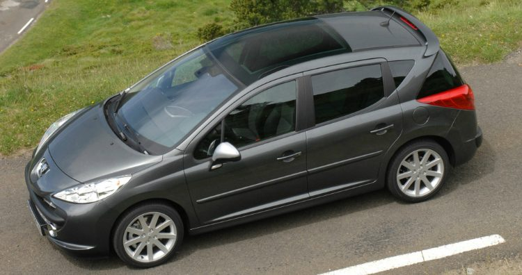 Peugeot 207 RC SW '08