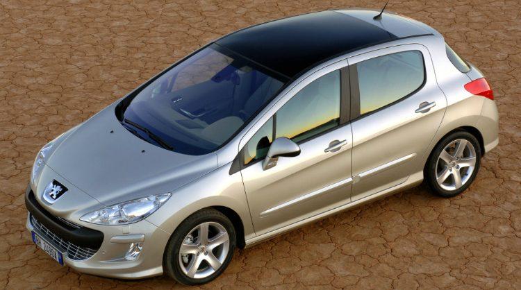 Peugeot 308 XT 1.6 THP 150 (T7) '09