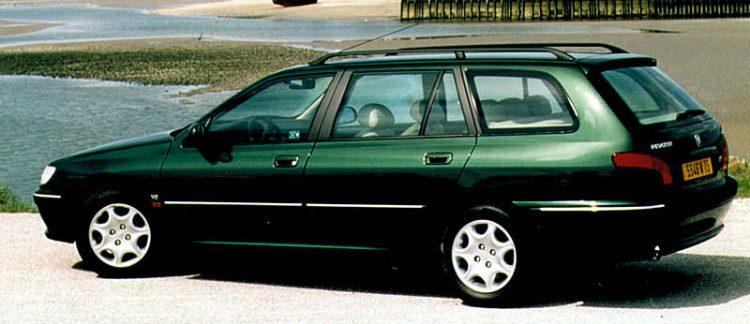 Peugeot 406 Break V6