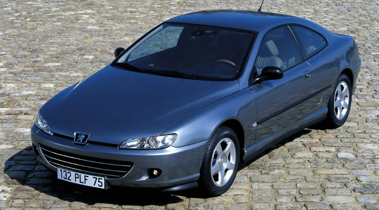 Peugeot 406 Coupe (2003)
