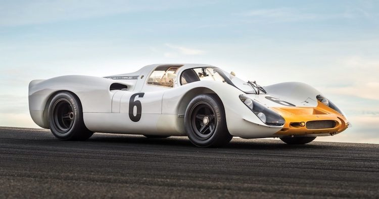 Porsche veiling
