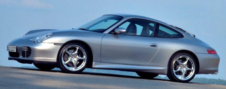 """Porsche 911 Carrera \""""40 Jahre 911\"""" (996.2) \'04"""