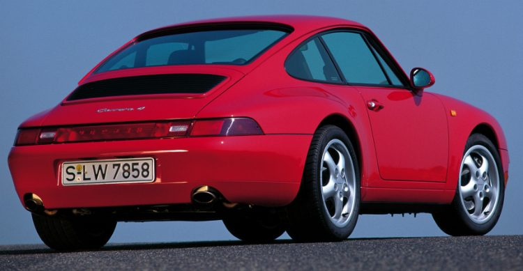 Porsche 911 Carrera 4 Coupé (993)