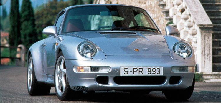 Porsche 911 Carrera 4S Coupé (993)