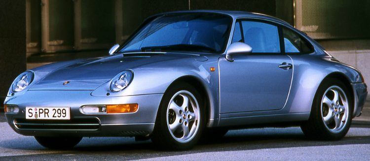 Porsche 911 Carrera Coupé (993)