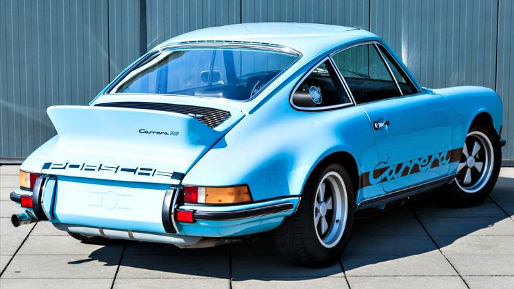 Porsche 911 Carrera RS 2.7 Touring '73