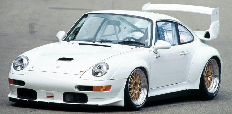 Porsche 911 GT2 Evo (993)