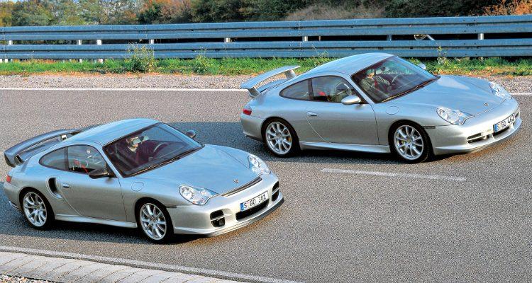 Porsche 911 GT2 + GT3 (996)