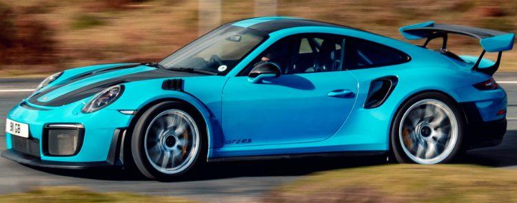 Porsche 911 GT2 RS (991) '18
