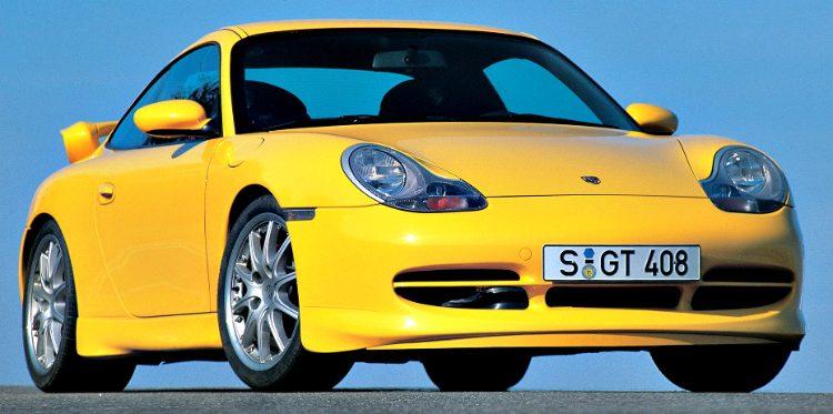 Porsche 911 GT3 (996) '99