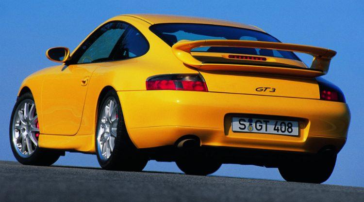 Porsche 911 GT3 (996) '00