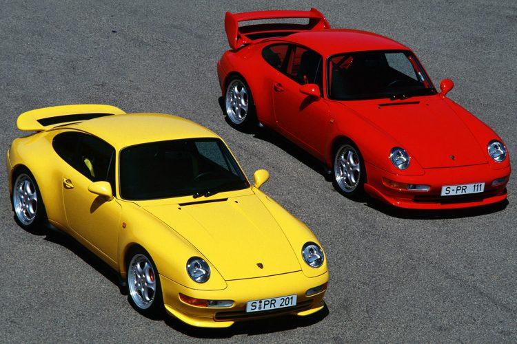 Porsche 911 Carrera RS & GT2 (993)