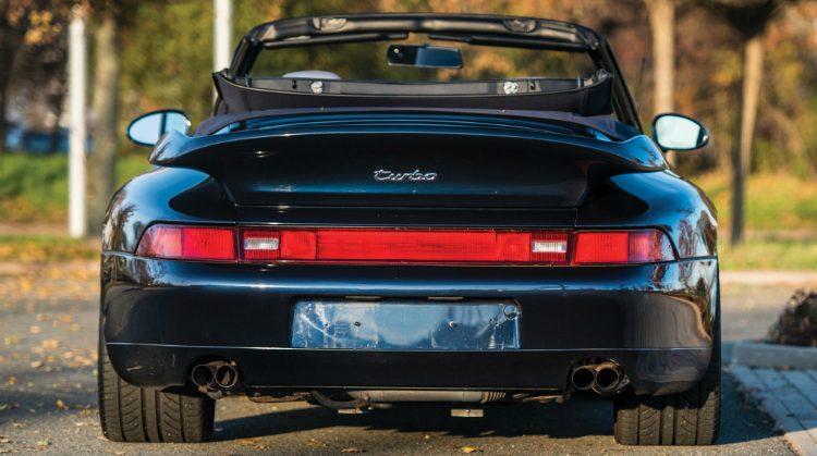 Porsche 911 Turbo Cabriolet (993)
