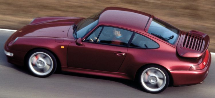 Porsche 911 Turbo Coupé (993)