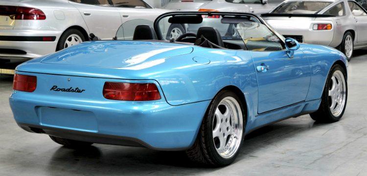 Porsche 968 Roadster '92
