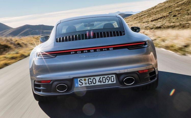 Officieel: dit is de nieuwe generatie Porsche 911