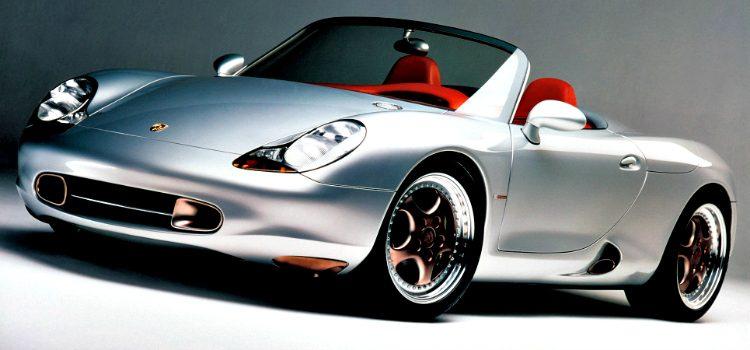 Porsche 968 Boxster Studie Concept '93