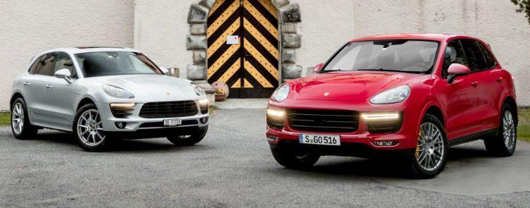 Porsche Macan & Cayenne