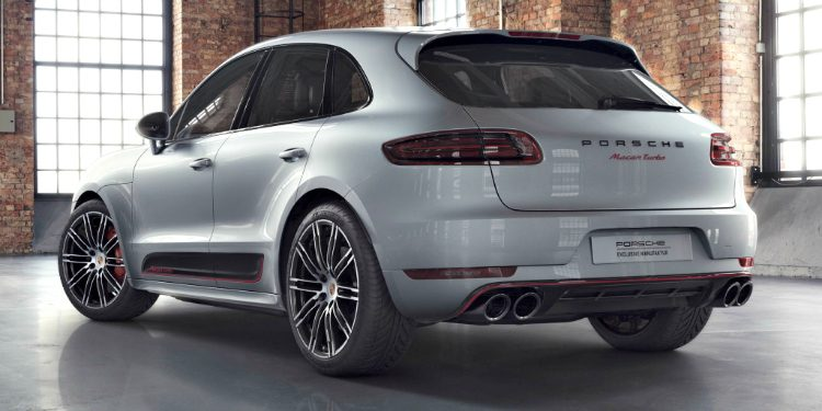 Porsche Macan Turbo '17