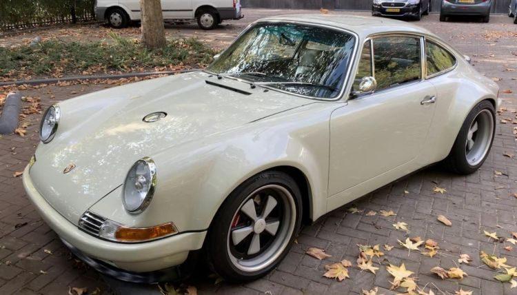 Porsche restomod
