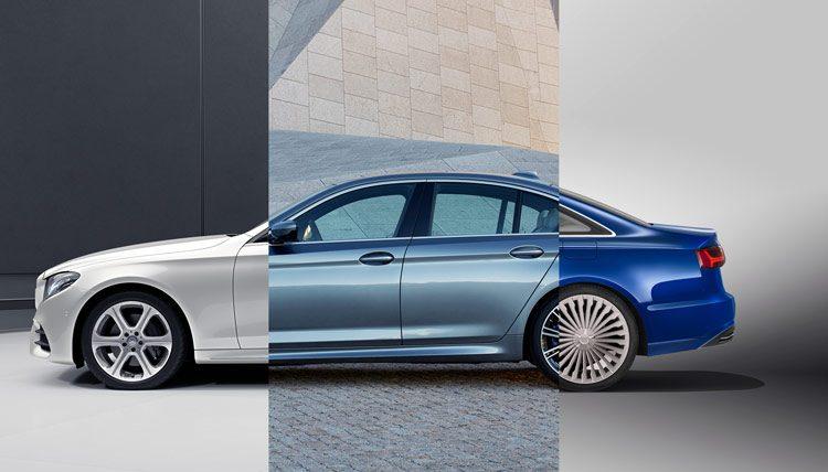 De Duitse Drie: wie verkocht de meeste auto