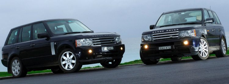 Land Rover Range Rover - Land Rover Range Rover Sport