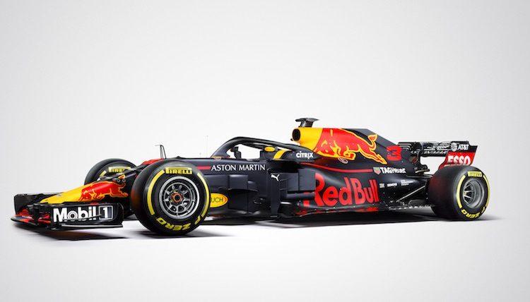 Red Bull Racing presenteert definitieve livery