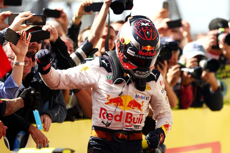 Internationale media over de geweldige race van Verstappen