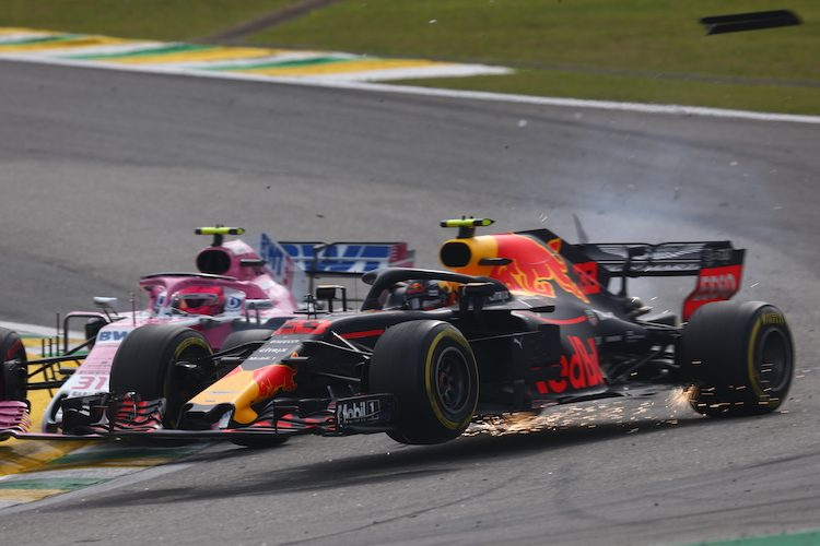 De internationale media over Verstappen vs Ocon