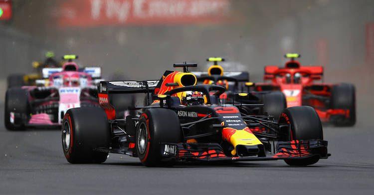 Formule 1 mikt op verdwijnen gridstraffen voor 2021
