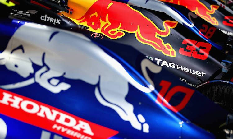 Red Bull Forbes Toro Rosso