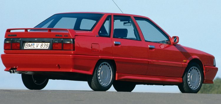 Renault 21 Turbo '89