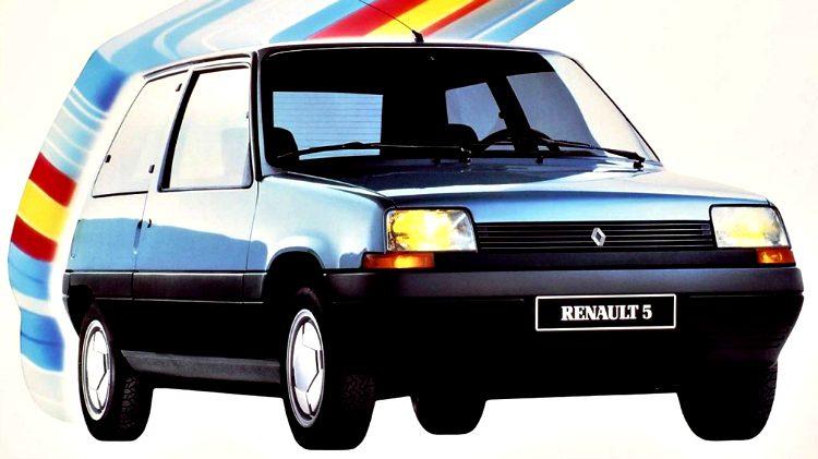 Renault 5 '5