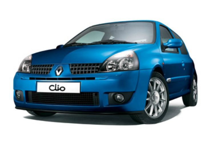 Renault Clio Renault Sport 172 Cup '03