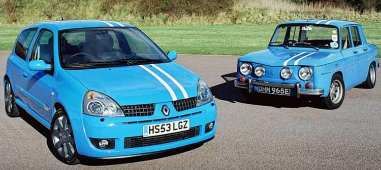 Renault Clio Renault Sport 182 Cup '03