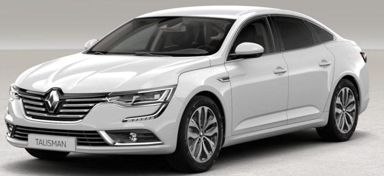 Renault Talisman Intens dCi 130 EDC '18