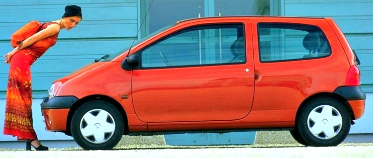 Renault Twingo Authentique '00