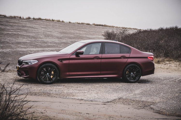 BMW M5 First Edition F90