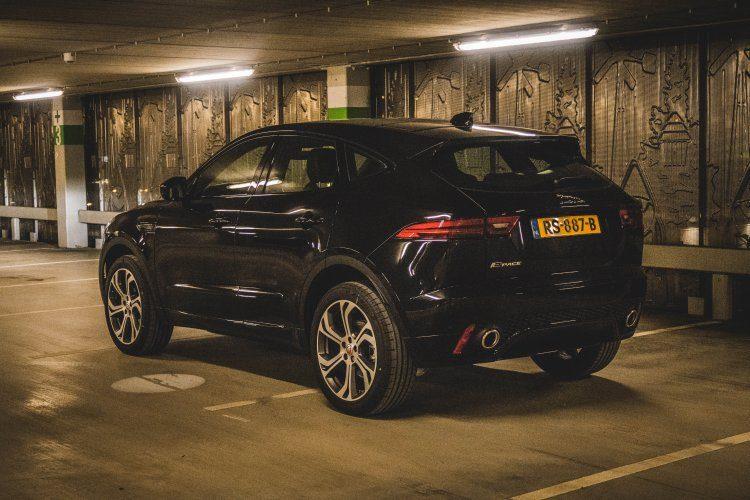 Jaguar E-Pace First Edition
