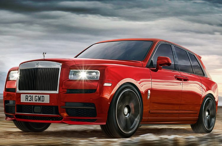 Rolls-Royce Cullinan Sport