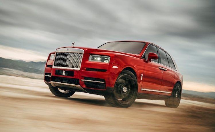 Rolls-Royce Cullinan officieel de duurste SUV van Nederland