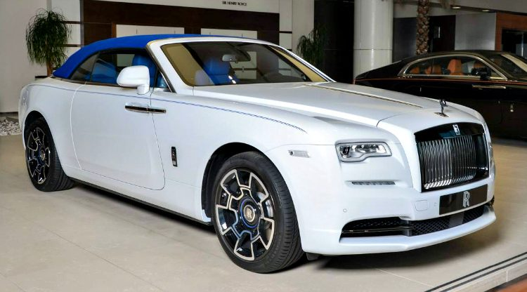 Rolls-Royce Dawn '18
