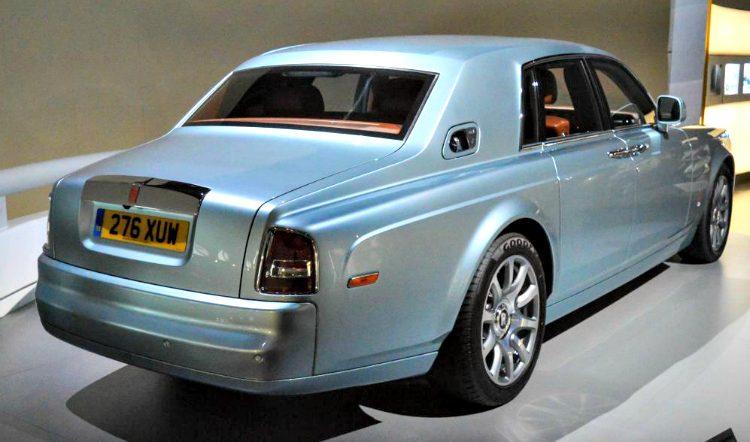 Rolls-Royce EX102 Concept