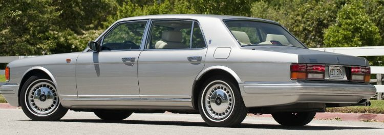 Rolls Royce New Silver Spur '97