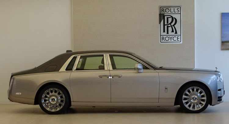 RR Phantom 8 bij CITO Motors