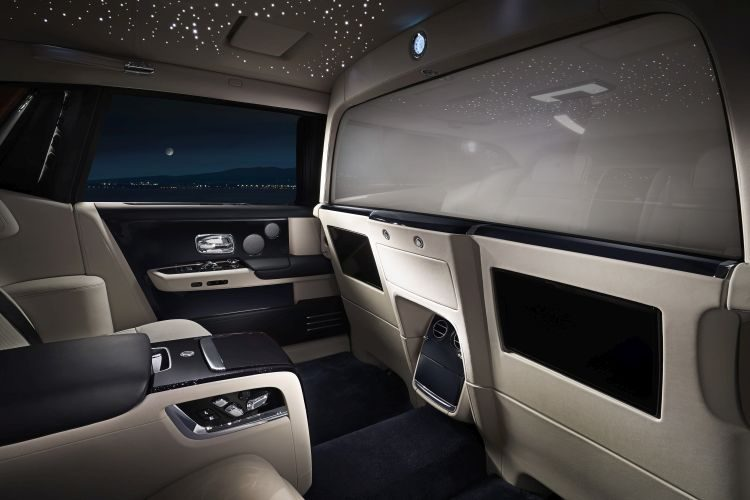 Rolls Royce Privacy Suite