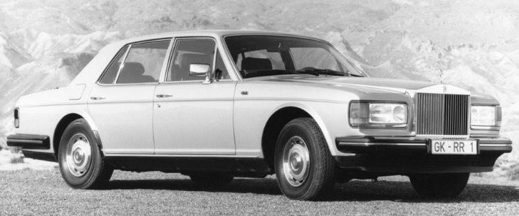 Rolls Royce Silver Spirit '80