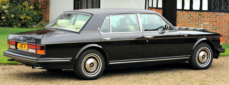 Rolls-Royce Silver Spur '81